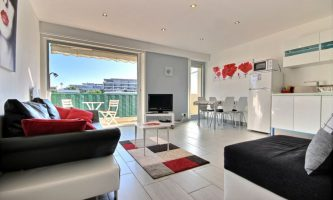 Cannes Palm Beach, 44 m²